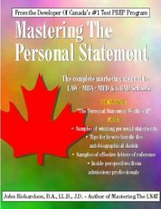 masteringthepersonalstatement